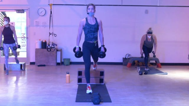2/11 HIIT Strength with Kristin E