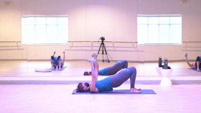 1/26 Pilates/Barre with Elinor