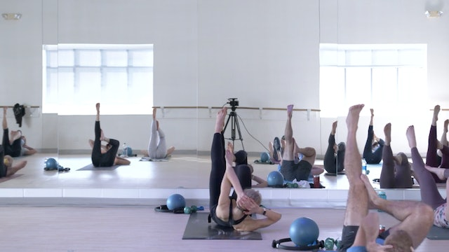 3/21 Barre with Carrie