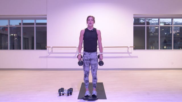 1/12 HIIT Strength with Kristin E