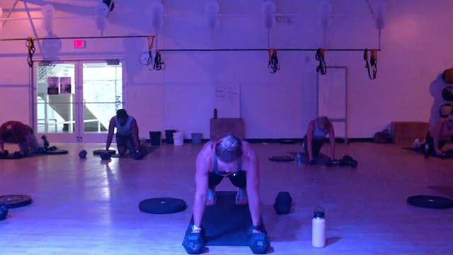 9/7 HIIT Strength with Kristen
