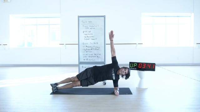 1/3 HIIT with Jimmy