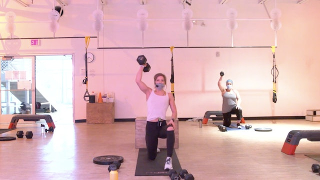 2/25 HIIT Strength with Kristin E