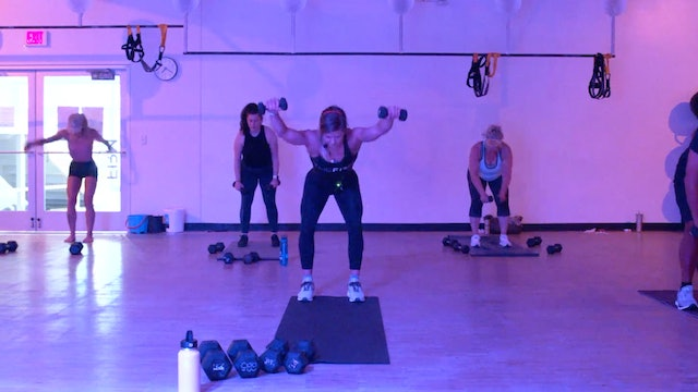 6/8 HIIT Strength 30 with Kristin E.