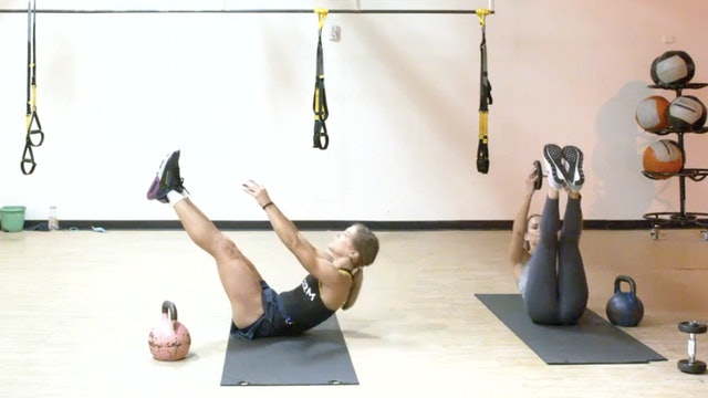 HIIT Strength with Kristin - Recorded LIVE on 8/20/2020