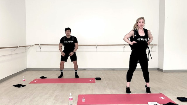 HIIT #1 with Maddy - 40 minutes