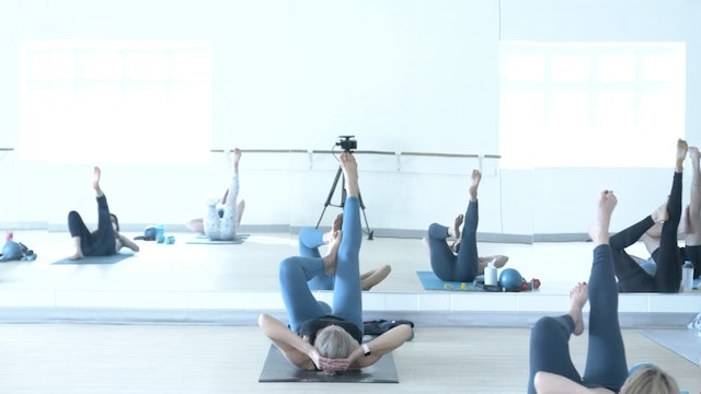3/28 Barre with Carrie