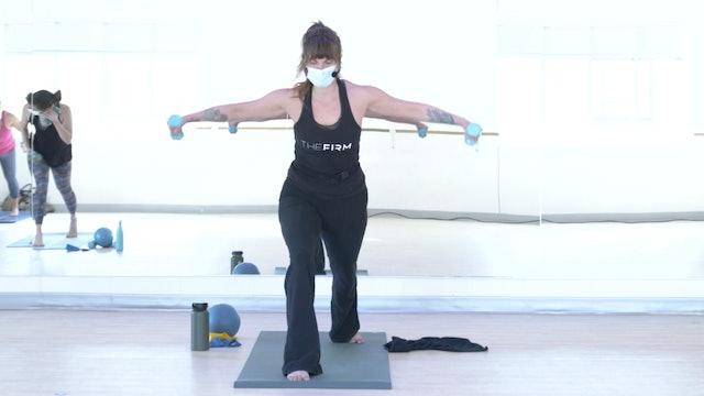 3/19 Yoga Sculpt with Elinor