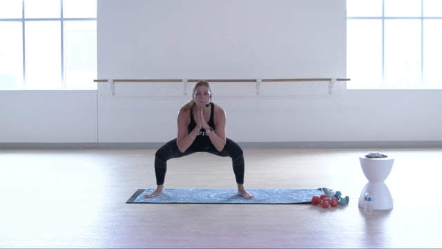 1/2 Yoga Sculpt with Kiki