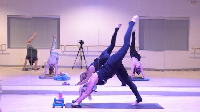 1/11 Yoga Sculpt with Lisa Marie