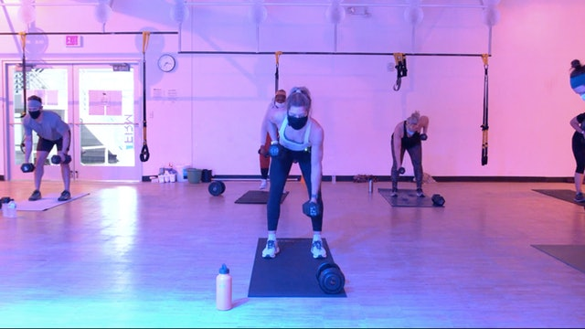 3/25 HIIT Strength 30 with Kristin E