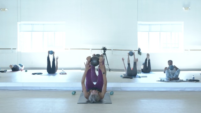 9/19 Barre with Carrie