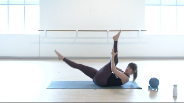 12/8 Pilates/Barre with Elinor