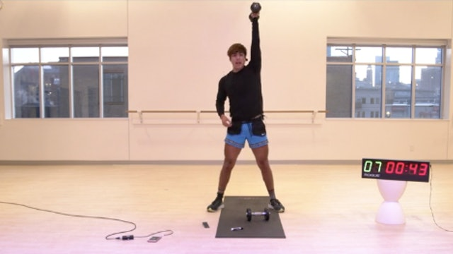 12/9 HIIT Strength with Leon