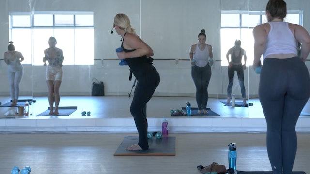 6/14 Yoga Sculpt with Lisa Marie