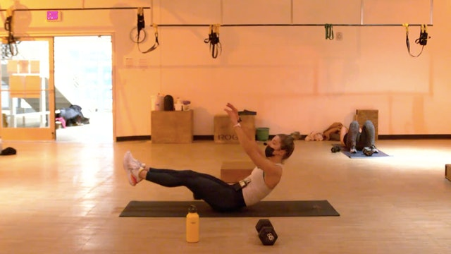 2/2 HIIT Strength with Kristin E.
