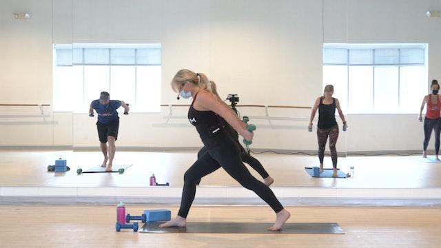 1/15 Yoga Sculpt with Lisa Marie
