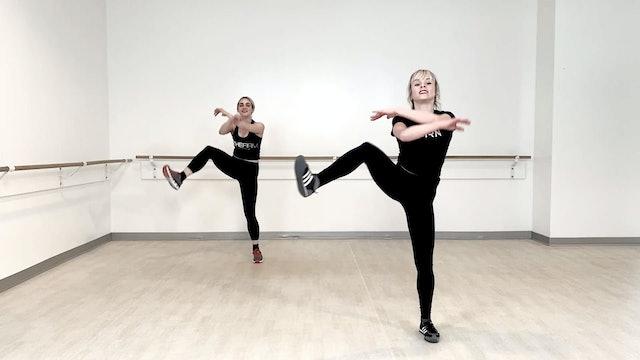 Cardio Dance #3 with Nina - 45 minutes