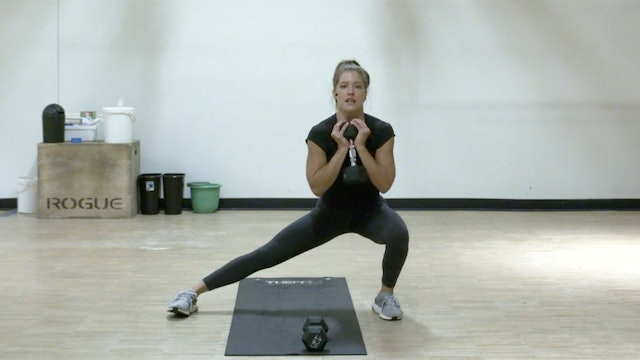 HIIT Strength with Kristin - Recorded LIVE on 9/1/2020