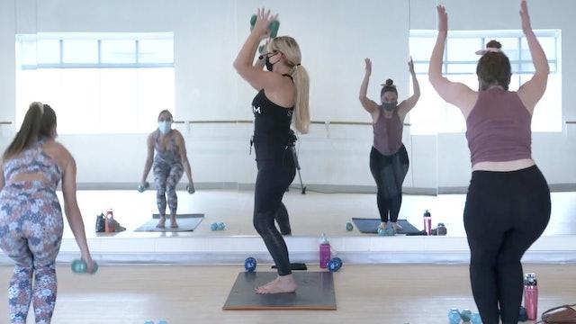 Mon 6/14 5:00 PM CST | Yoga Sculpt with Lisa Marie