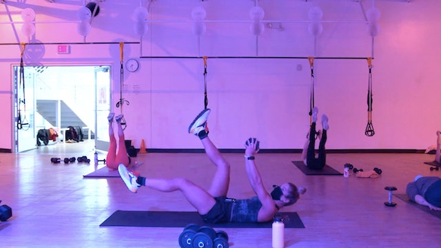 4/22 HIIT Strength 30 with Kristin E