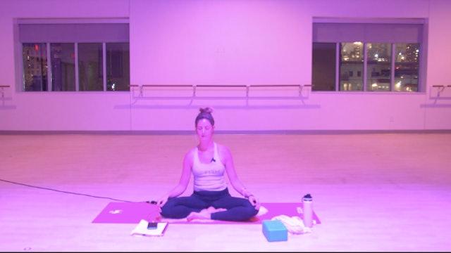 Kundalini Yoga with Greta - Recorded LIVE on 11/24/2020