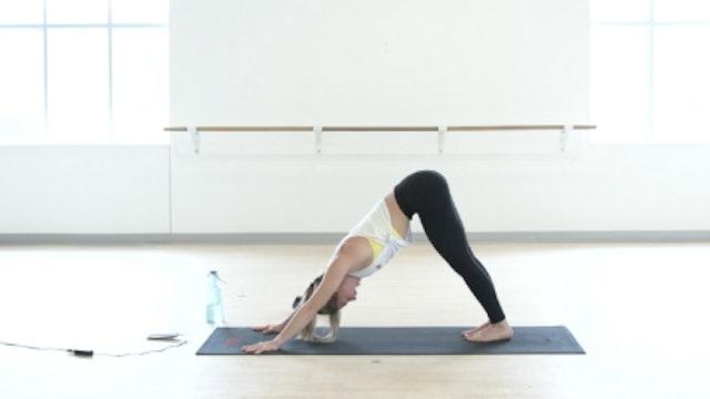 12/26 Power Yoga with Ashley