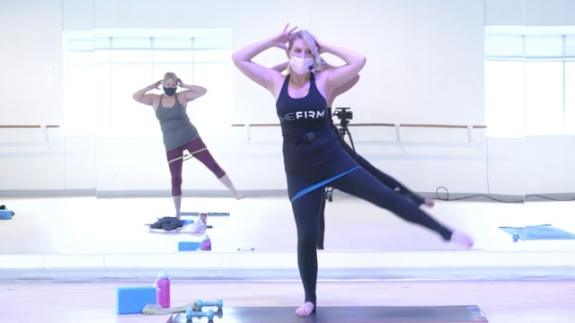 2/2 Pilates/Barre with Lisa Marie