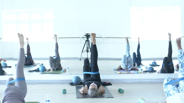 5/9 Barre with Carrie