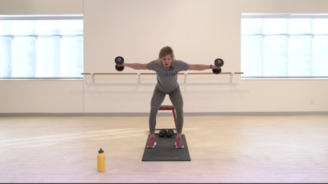 12/24 HIIT Strength with Kristin E