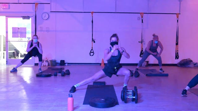 3/23 HIIT Strength 30 with Kristin E