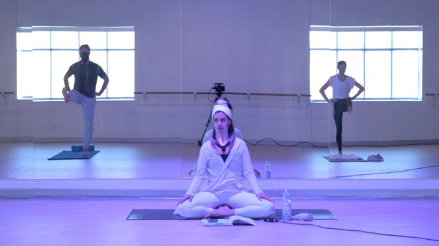 4/1 Kundalini Yoga with Greta
