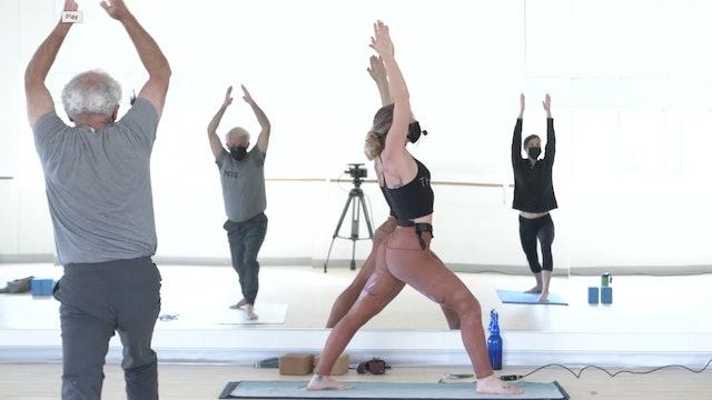 3/20 Power Yoga with Ashley