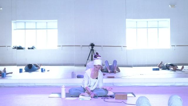 5/27 Kundalini Yoga with Greta