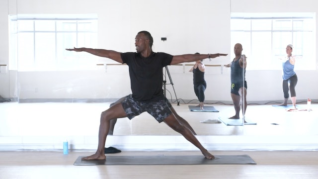 3/13 Power Yoga with Tray