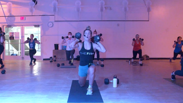 9/14 HIIT Strength with Kristen