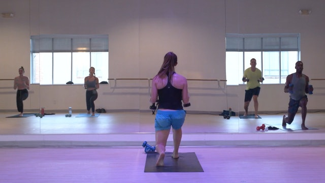 10/5 Yoga Sculpt with Anna