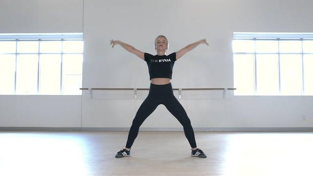 Cardio Dance #4 with Nina - 30 minutes