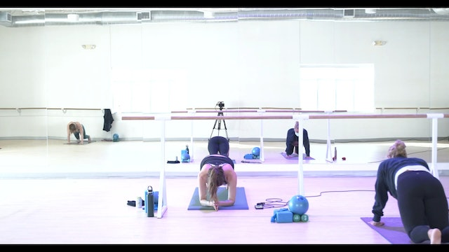 3/2 Pilates/Barre with Elinor