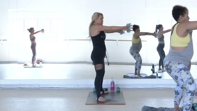 5/28 Yoga Sculpt with Lisa Marie