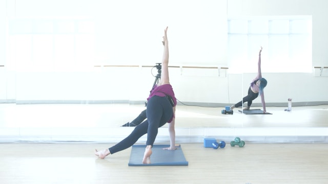 10/15 Yoga Sculpt with Kelly S.