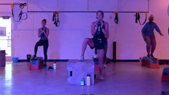 6/10 HIIT Strength 30 with Kristin E.