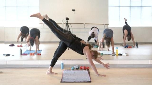 3/29 Yoga Sculpt with Kiki