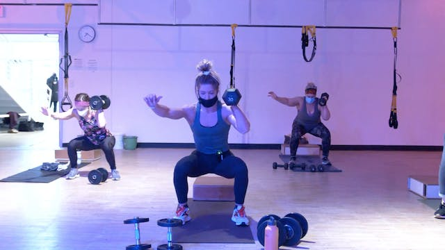 4/1 HIIT Strength 30 with Kristin E