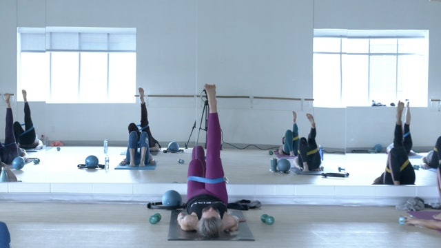 3/7 Barre with Carrie