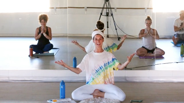 Yoga for Self-Reliance: Kundalini Yoga with Greta - Recorded LIVE on 7/28/2020