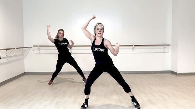 Cardio Dance #2 with Nina - 45 minutes