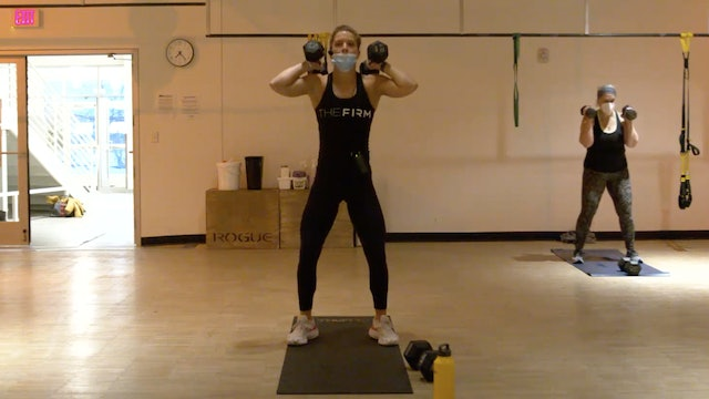 1/21 HIIT Strength with Kristin E