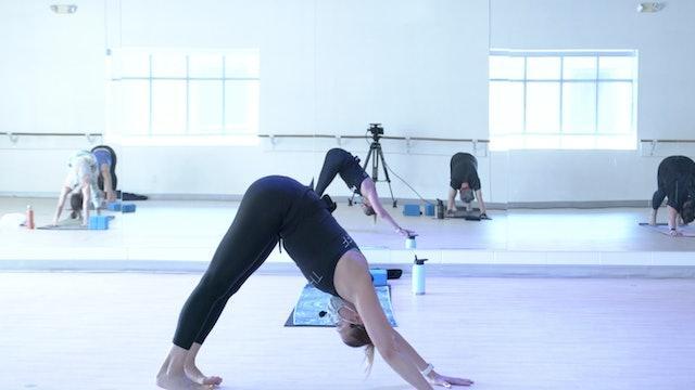 3/12 Yoga with Kiki