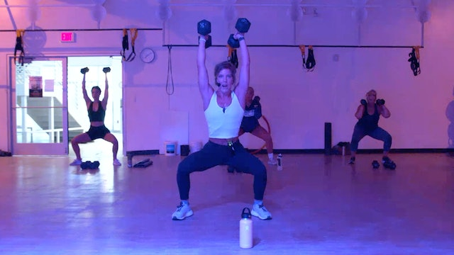 7/29 HIIT Strength 30 with Kristen E.